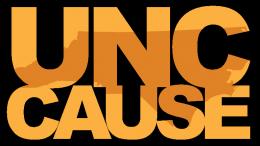 UNC CAUSE logo