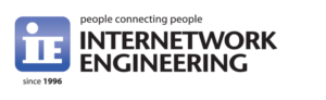 internetwork engineering logo with slogan people connecting people since 1996